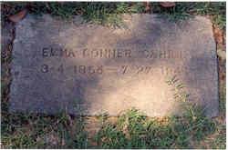 Emma Emeline <i>Conner</i> Cahill