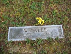 John J Winkler