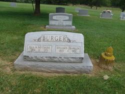 Benjamin Frank Burger