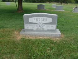 Esther <i>Main</i> Burger