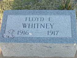 Floyd Edward Whitney