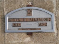 Harley David Armstrong