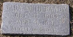 Veda <i>Smith</i> Bandy