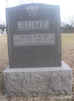 Daniel Robinson Bump