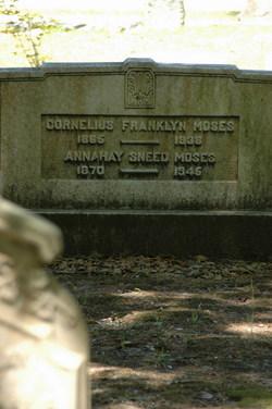 Cornelius Franklyn Moses