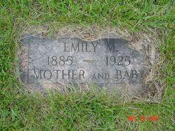 Margaret Emily <i>Carr</i> Storie