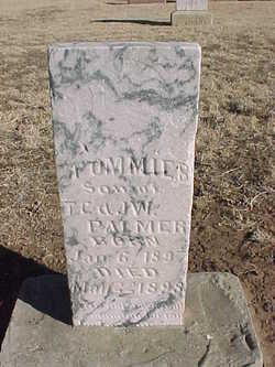 Tommie B. Palmer