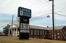 Laurel Creek Baptist Church Cemetery