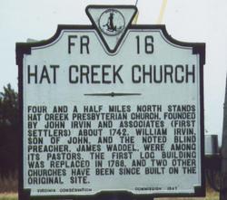 Hat Creek Presbyterian Church Cemetery