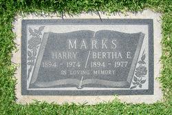Bertha Elizabeth <i>Nolan</i> Marks