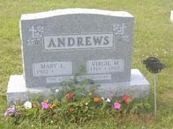 Mary Louise <i>Jones</i> Andrews