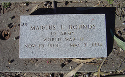 Marcus Lafayette Bounds