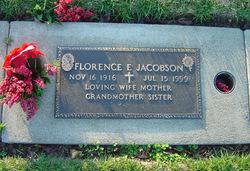 Florence Elda <i>Walter</i> Jacobson