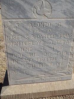 Alonzo Clarence Dumas