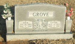 Ida Ivy <i>Jordan</i> Grove