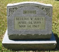 Beulah M. <i>Walters</i> Airey