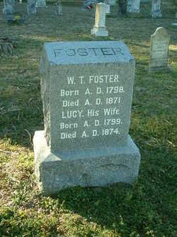 Lucy Henderson <i>Stribling</i> Foster