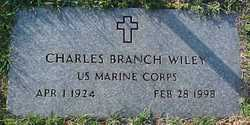 Charles Branch Wiley