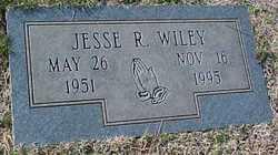 Jesse Roy Wiley