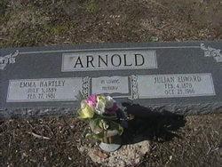 Emma <i>Hartley</i> Arnold