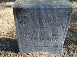 Annie Covington