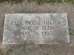 Essie <i>Noble</i> Helper