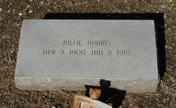 Billie Adams