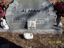 Clarice A. Alman