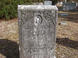 Adelene Brown Garner Buck