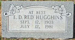 Ellie D. Red Hugghins