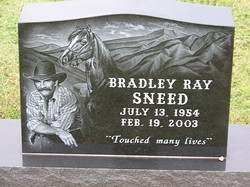 Bradley Ray Sneed