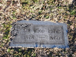 Sue <i>Wood</i> Adams