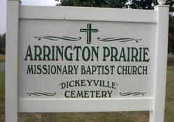 Arrington Prairie Cemetery