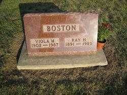 Ray Harold Boston