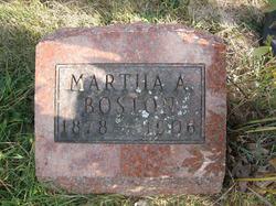 Martha Astoria Mattie <i>Shipman</i> Boston