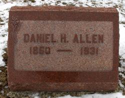 Daniel H Allen