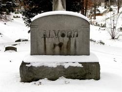 Thomas Gold Alvord