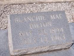 Blanche Mae Hilton