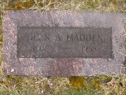 Glenn A. Madden