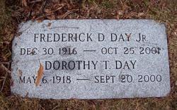 Dorothy May <i>Tufts</i> Day