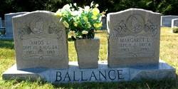 Margaret Nora <i>Lee</i> Ballance