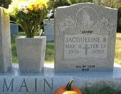 Jacqueline Jackie <i>Ballance</i> Main