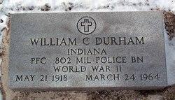 William Carl Durham