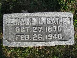 Leonard L. Lem Bailey