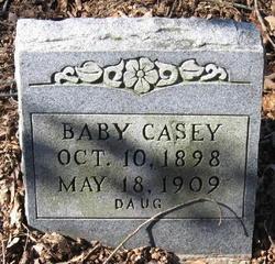 Baby Casey
