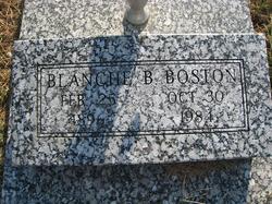 Blanche Beatrice <i>Bell</i> Boston