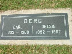 Delsie <i>Johnston</i> Berg