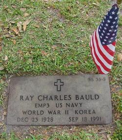 Ray Charles Bauld