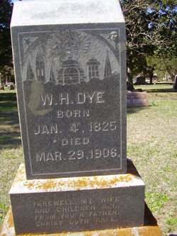 William H. Dye