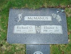 Richard O McManus